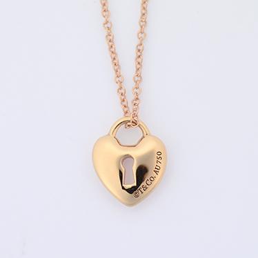 Tstaile rakuten global market tiffany tiffany ampco necklace tiffany tiffany co necklace lock heart lock pendant mini 16 in 18r 26914663 aloadofball Gallery