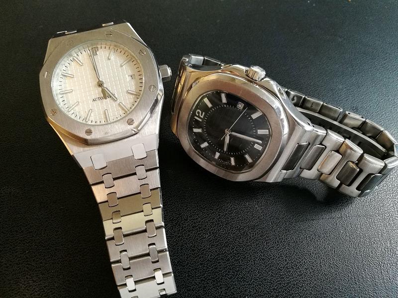 【修理にお困りの時計・カード決済限定】レプリカ時計修理