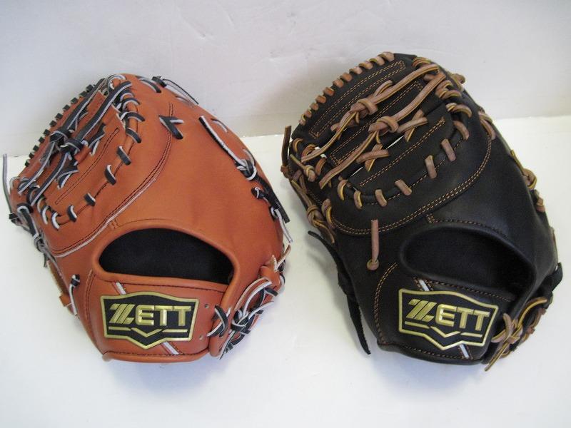 =即納=少年軟式ジュニア・ZETT 1塁手用 ファーストミットミット BJFB71813(左利きレフティ・左投げ)