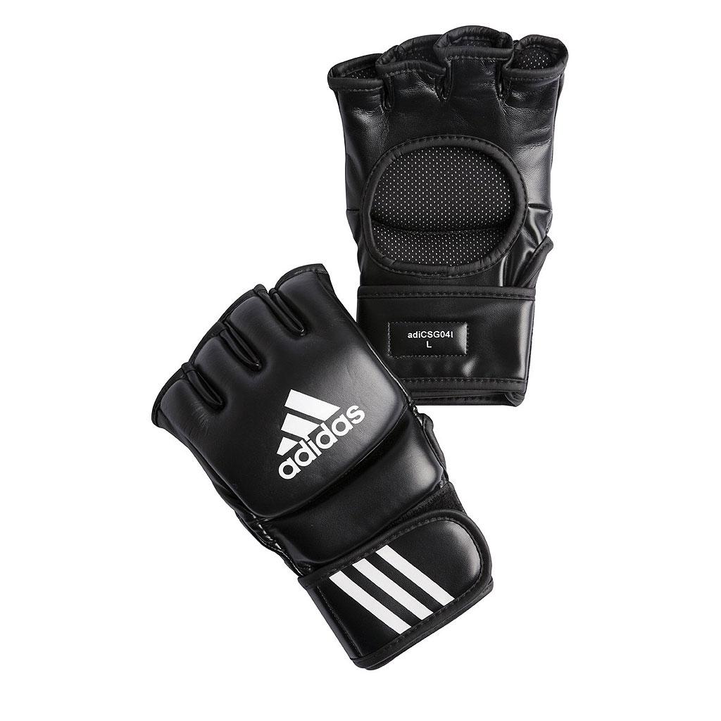 ADIDAS MMA USA格闘技用トレーニンググローブ(ADIBGS041-BK)