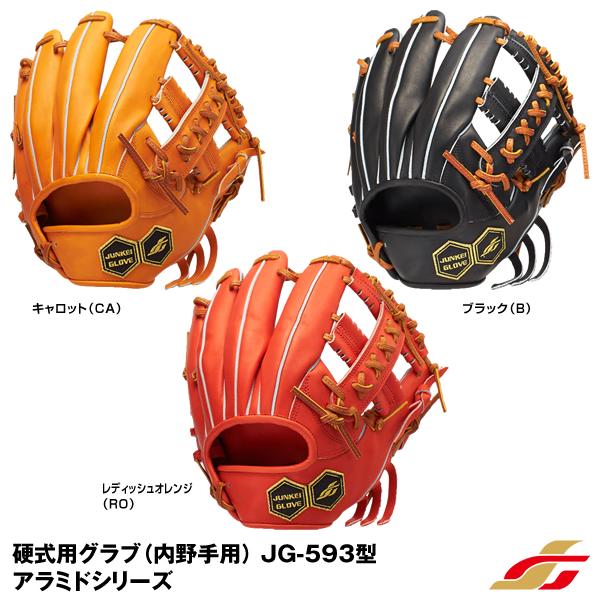 【あす楽対応】ジュンケイグラブ(JUNKEI GLOVE) JG-5932A 硬式用グラブ(内野手用) アラミドシリーズ 野球用品 グローブ 2018SS