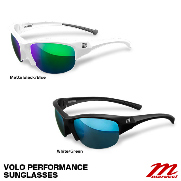 最新 【あす楽対応】マルーチ(marucci) MSNVOLO サングラス MSNVOLO VOLO PERFORMANCE VOLO SUNGLASSES マルッチ 野球用品 2018SS 2018SS, ESCO SHOP:88b8823a --- business.personalco5.dominiotemporario.com