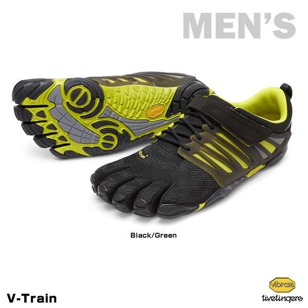 【あす楽対応】ビブラム(vibram) 17M6602 ビブラムファイブフィンガーズ V-Train トレーニングシューズ