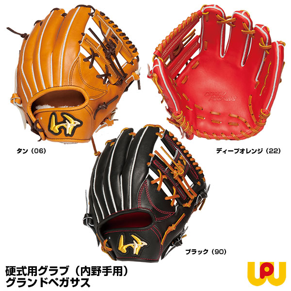 【あす楽対応】ワールドペガサス(WORLD PEGASUS) WGKGP841 硬式用グラブ(内野手用) グランドペガサス 20%OFF 野球用品 グローブ 2019SS