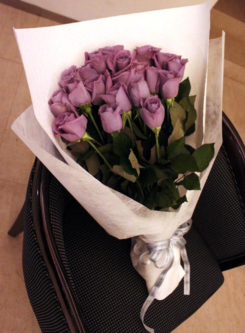 Tsuboikaen Applause Suntory Blue Rose Flower Bouquet Gift Gifts