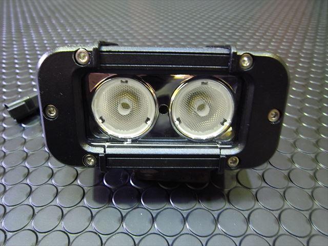 【汎用 LED ライト】DAMSEL LEDランプバー 20W