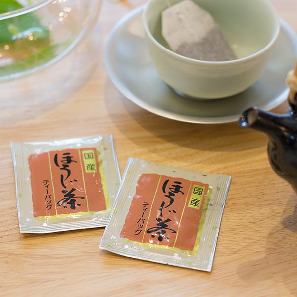 国産ほうじ茶ティーバッグ 1,000袋入×2ケースティーパック 景品 客室備品送料無料 デカ盛り お取り寄せ品