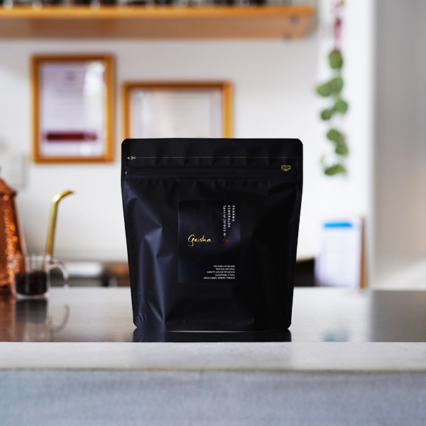 パナマ エスメラルダ農園 品評会2018年 ES-N-9ゲイシャ ナチュラル 200gトップ オブ トップ スペシャルティコーヒー豆 限定 送料無料