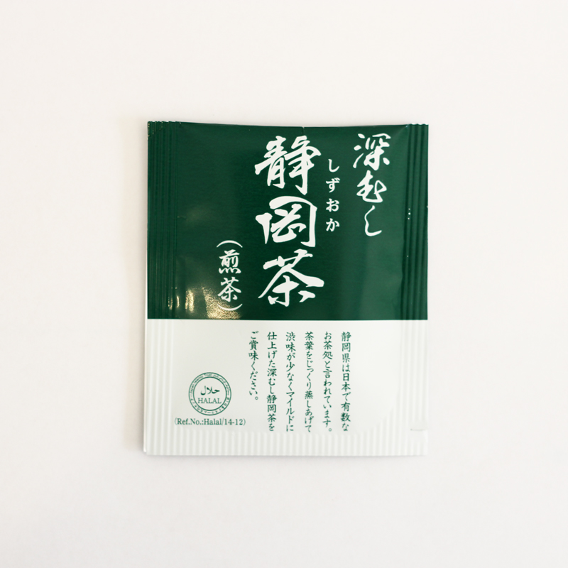 深蒸し 静岡茶 煎茶 ティーバッグ 2g×1000P 渋み少ない マイルド