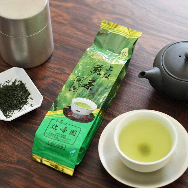 三重県産茶葉使用 上級煎茶 200g×10袋セット