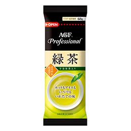 特価業務用給茶機用粉末茶AGF新茶人【緑茶まろやか仕立て】ネット販売限定