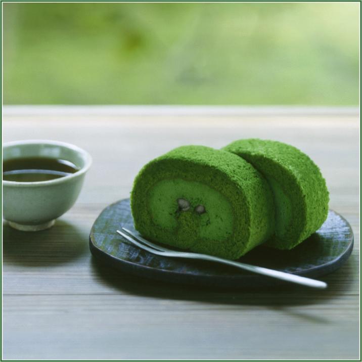 [お取り寄せ(楽天)]お濃茶抹茶ろーるけーき 辻利兵衛本店 価格1,674円 (税込)