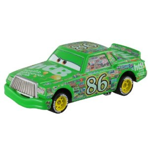 Cars 2 Tomica c-11 chick Hicks (standard type)