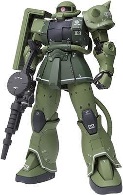【送料無料!】 GUNDAM FIX FIGURATION METAL COMPOSITE MS-06C ザクII TYPE C