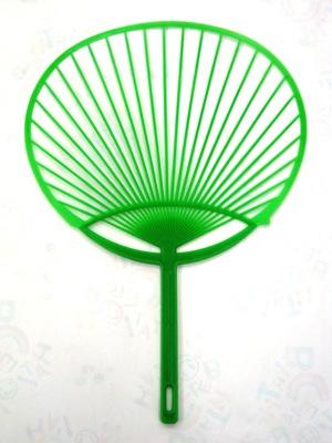 Fan bone regular size Z type green bottle-