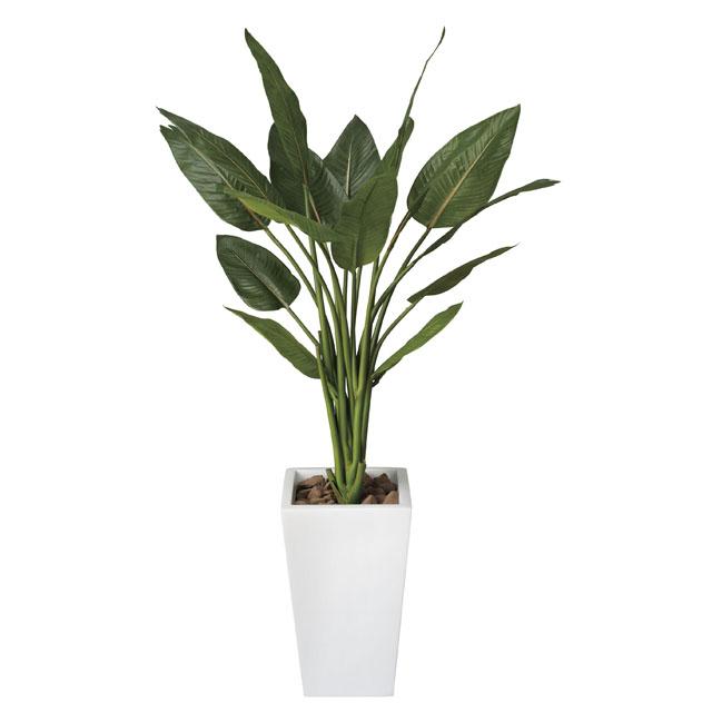 光触媒人口植物 今だけスーパーセール限定 造花 観葉植物 アレンジメント おしゃれ かわいい 新築祝い 開店祝い ストレチアW1.3 海外限定 送料無料 誕生日 個人様購入可能 92335 131C450-28 sss 光の楽園