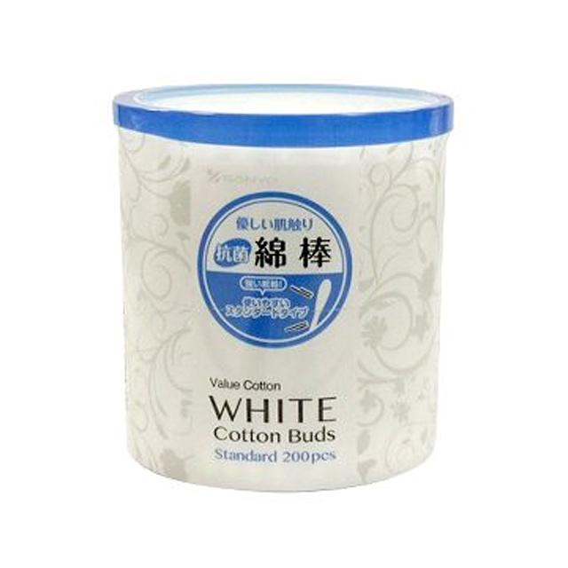 【法人・企業様限定販売】VC14 抗菌めんぼう 200本×96個 03057