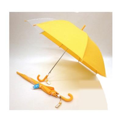 【個人様購入可能】●代引き不可 532MA 55cm 学童ジャンプ傘 窓付き 60本 5087
