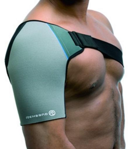 ショルダーサポート【コアライン】≪筋肉の柔軟性を高める肩専用サポーター≫