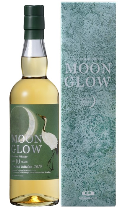 三郎丸蒸留所 MOON GLOW ムーングロウ Limited Edition 2019 700ml