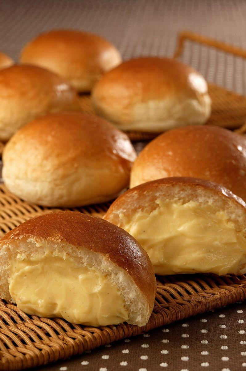 1. 九十九堂本舗 「クリームパン」