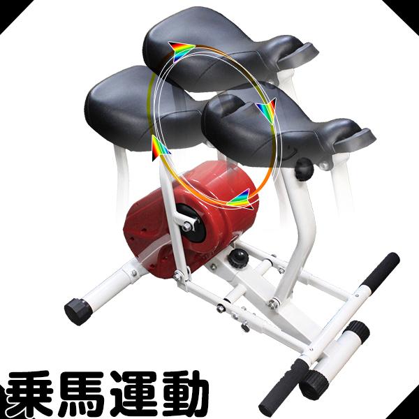 電源不要 乗馬運動 エクササイズ器具 ウエストの引き締め 骨盤周りの筋肉強化に ヘルスジョバー eco 家庭用 送料無料