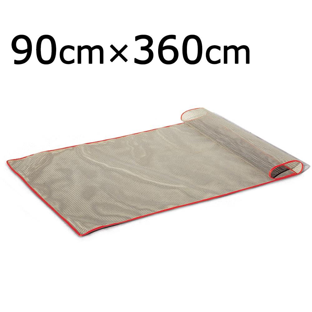 すべりどめシート 90×360cm 体操マットや室内遊具の滑り止めに ノンスリップ マットストップシート