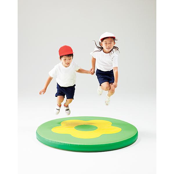 こども用 運動遊具 バランス力 ジャンプ力が養える ピョンピョントレーニング 送料無料