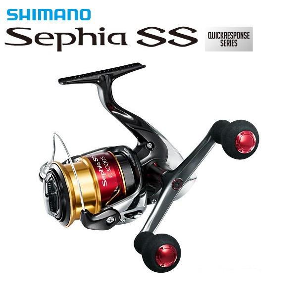 シマノ 15 セフィア SS C3000SDH / エギングリール (S01) (O01) (送料無料)