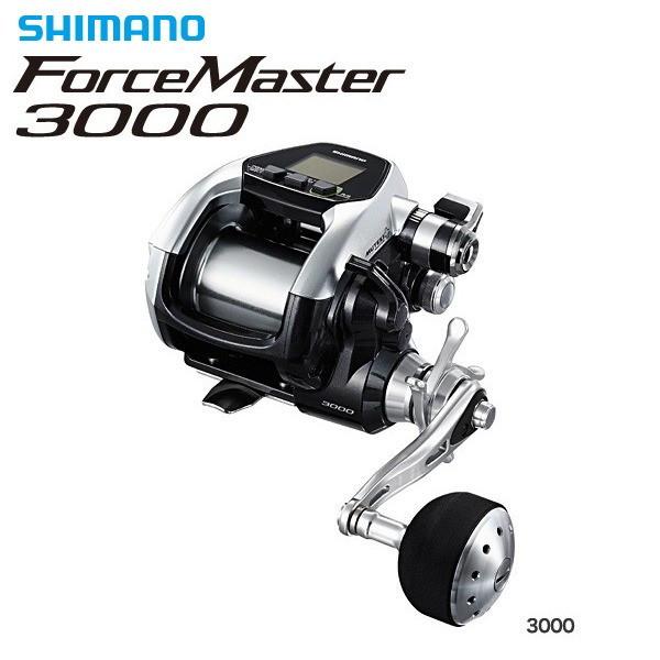 シマノ フォースマスター 3000 / 電動リール (S01) (O01) 【送料無料】 (セール対象商品)