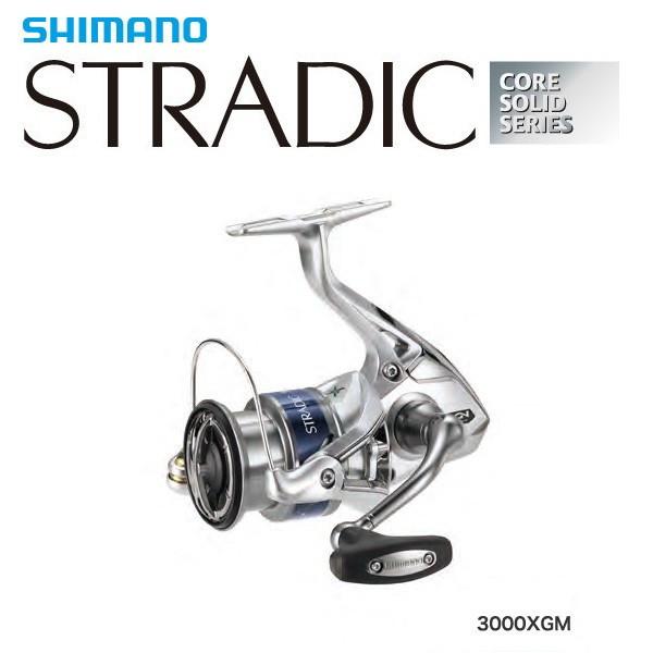 シマノ 15 ストラディック 3000XGM / リール (送料無料) / セール対象商品 (3/4(月)12:59まで)