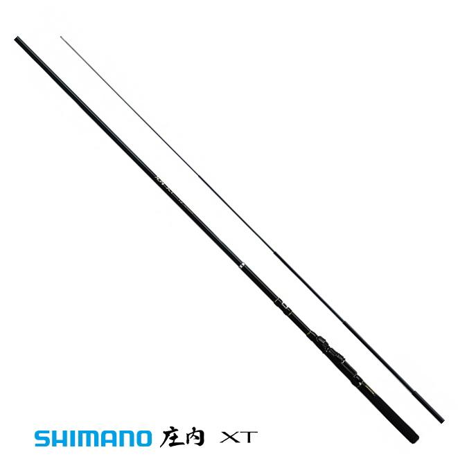 シマノ 庄内 XT 25 / 黒鯛用中通し竿 (S01) (O01) (大型商品 代引不可)