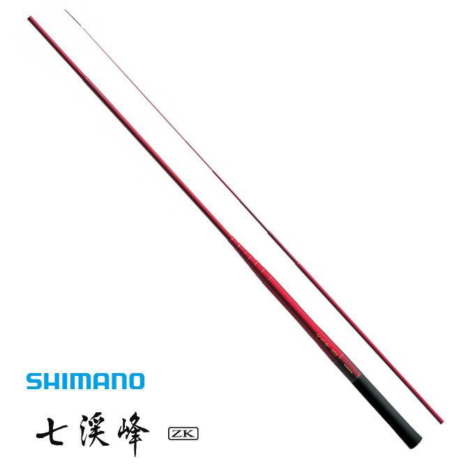 シマノ 七渓峰 ZK 硬調 45 / 渓流竿 (S01) (O01)