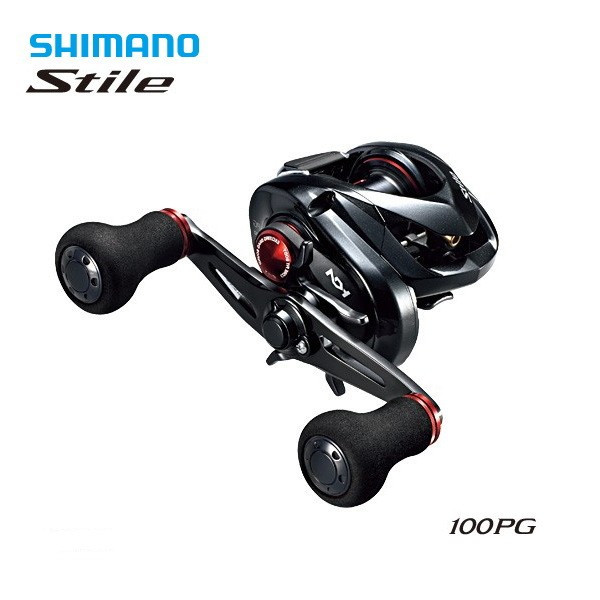 シマノ 16 スティーレ 100PG 右ハンドル (S01) (送料無料)