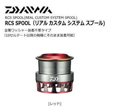 ダイワ SLPW RCS エアスプール2 2510PE レッド 【送料無料】 (D01) (セール対象商品)