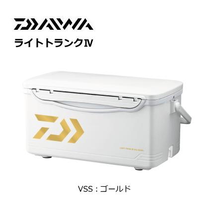 ダイワ ライトトランク4 VSS3000RJ (ゴールド) / クーラーボックス