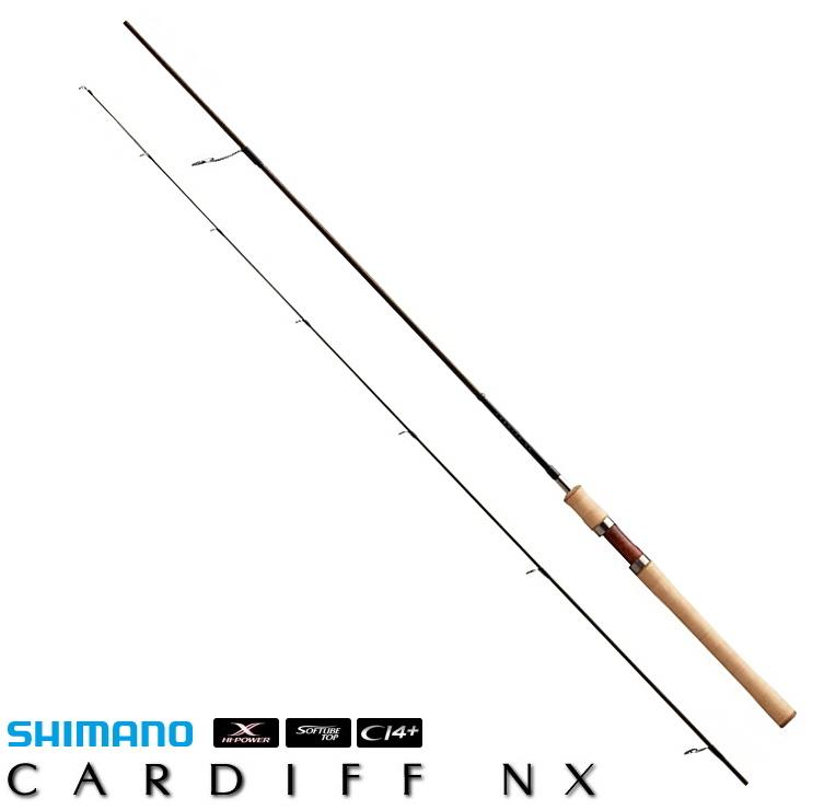 シマノ カーディフ NX S50L / トラウトロッド (S01) (O01) / セール対象商品 (9/11(火)12:59まで)
