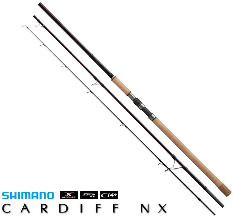 シマノ カーディフ NX S120H / トラウトロッド