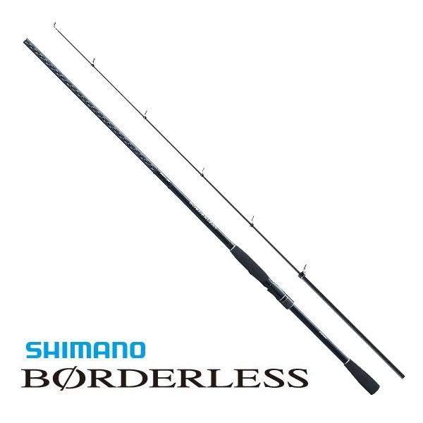 シマノ ボーダレス 290HH-TK (S01) (O01) / セール対象商品 (3/29(金)12:59まで)