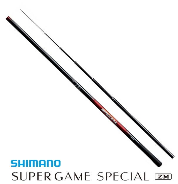 シマノ スーパーゲーム スペシャル ZM HH90-95 / 渓流竿 (S01) (O01) (セール対象商品)