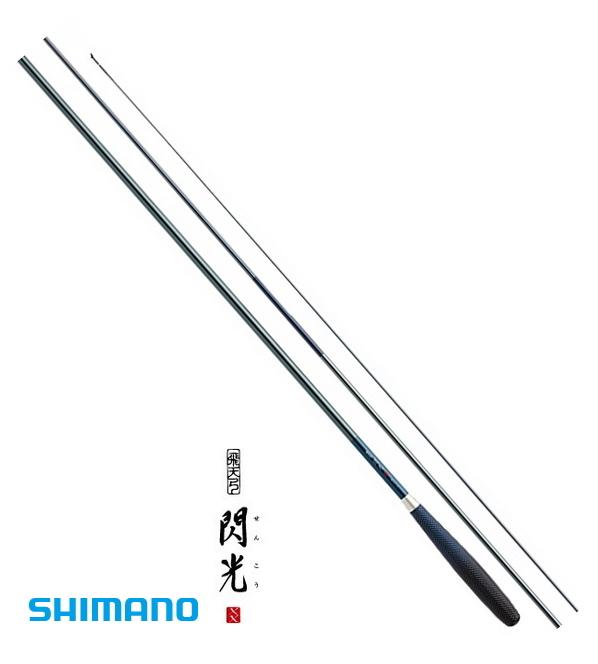 シマノ 飛天弓 閃光XX 8 (2.4m) / へら竿 (S01) (O01)