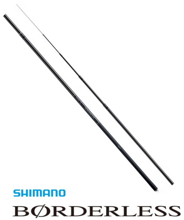 シマノ ボーダレスGL (ガイドレス仕様 Lモデル) L810-T (S01) (O01)