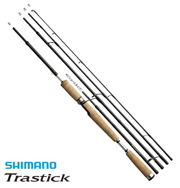 シマノ トラスティック S710L / トラウトロッド (S01) (O01)