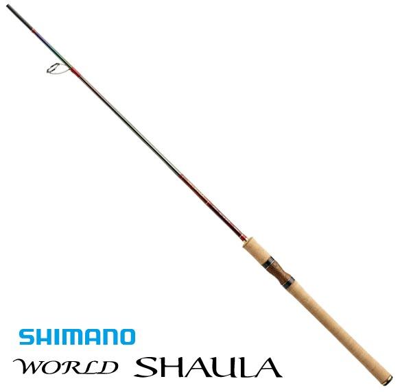 シマノ ワールドシャウラ 2753RS-2 (スピニングモデル) / バスロッド (S01) (O01)