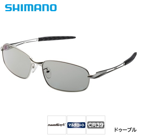 シマノ フィッシンググラス リミテッド プロ HG-331R ドゥーブル / 偏光サングラス (S01) (O01) (送料無料)