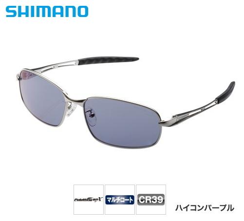 シマノ フィッシンググラス リミテッド プロ HG-331R ハイコンパープル / 偏光サングラス (S01) (O01) (送料無料)