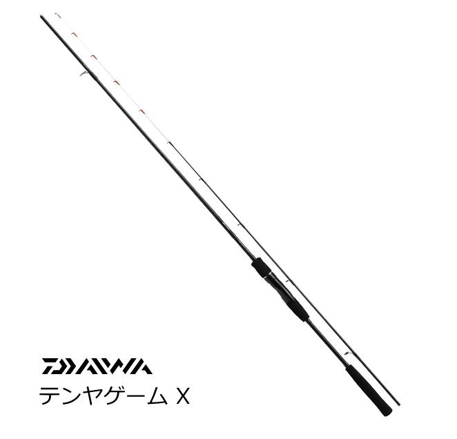 ダイワ テンヤゲーム X 240MH / 船竿 (O01) (D01)