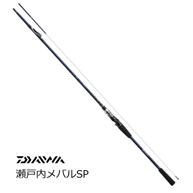 ダイワ 瀬戸内メバルSP 360IL / 振出メバル竿 (O01) (D01)