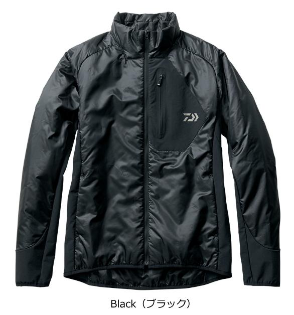 ダイワ プリマロフト(R) インナージャケット DJ-2407 ブラック Mサイズ (送料無料) (O01) (D01)