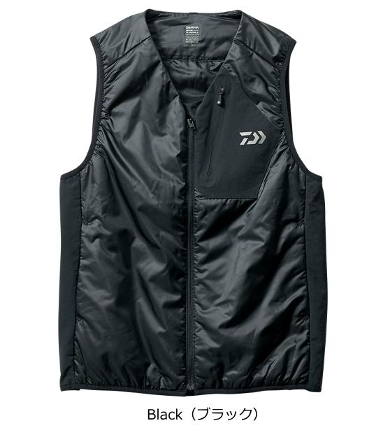 ダイワ プリマロフト(R) インナーベスト DJ-2507 Black(ブラック) Lサイズ (送料無料) (O01) (D01)